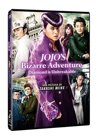 JoJos Bizarre Adventure: Diamond is Unbreakable