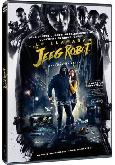 copy of Le Llamaban Jeeg Robot (Blu-Ray) (Lo Chiamavano Jeeg Robot)
