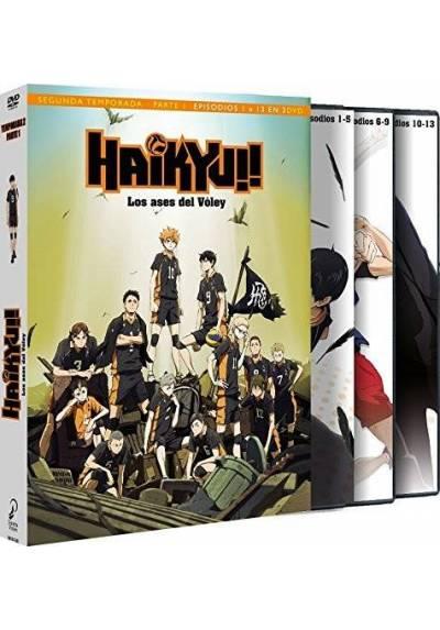copy of Haikyuu!! (Los Ases Del Voley) - 1ª Temporada (Blu-Ray)