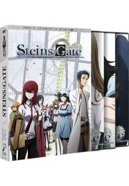 Steins Gate 1ª Temporada Parte 2