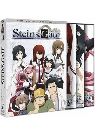 Steins Gate 1ª Temporada Parte 1
