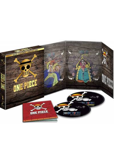 One Piece Golden Edition - Las peliculas Box 1 (Blu-ray)