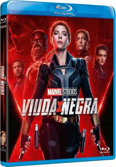 Viuda Negra (Blu-ray) (Black Widow)