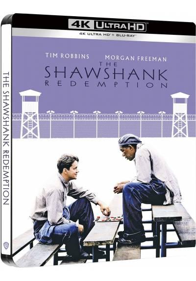Cadena Perpetua (4K Ultra HD + Blu-Ray) (The Shawshank Redemption)