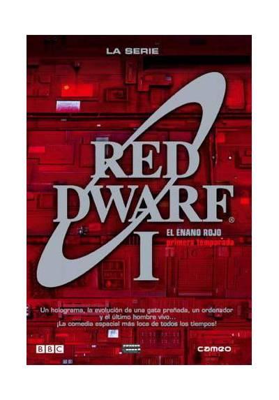 copy of Red Dwarf (El Enano Rojo) - 1ª Temporada (DVD en Catalan)
