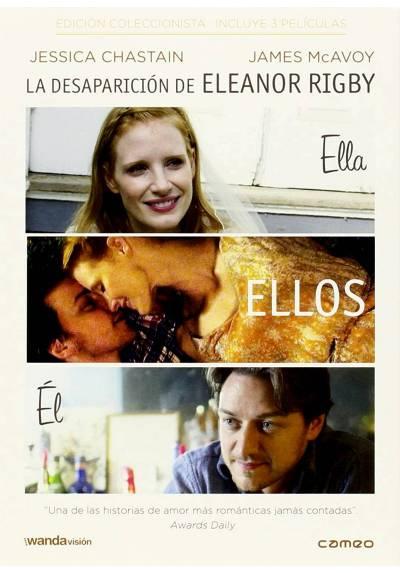 La desaparicion de Eleanor Rigby: Ellos, Ella y El (The Disappearance of Eleanor Rigby: Them, She, Him)