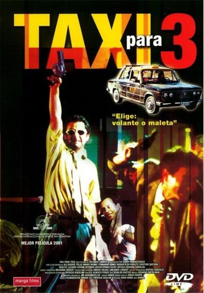 Taxi para 3 (Taxi para Tres)