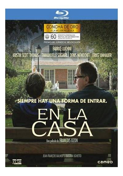 En la casa (Blu-ray) (Dans la maison)