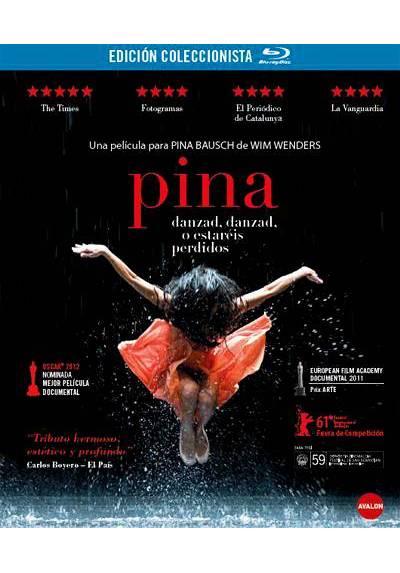 Pina (3D - Blu-ray)