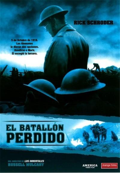 El Batallón Perdido (The Lost Battalion)