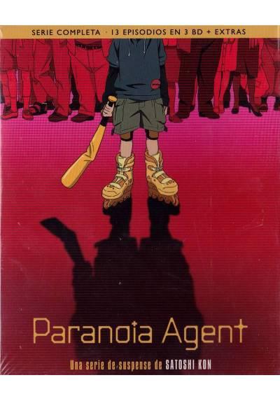 Paranoia Agent - Serie Completa (3 Blu-ray + Extras))