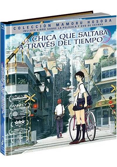 copy of La Chica Que Saltaba A Traves Del Tiempo (Blu-Ray + Dvd)