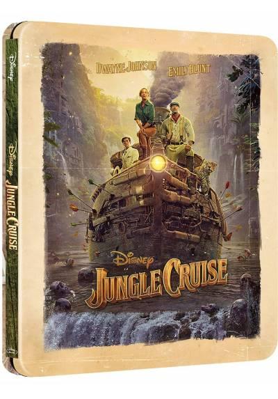 Jungle Cruise - Edicion especial Steelbook (Blu-ray)