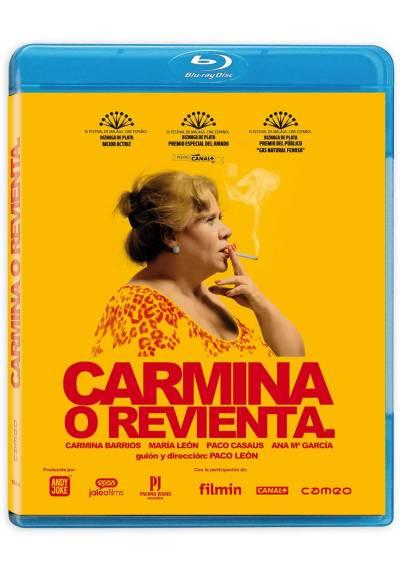 Carmina y amen. (Blu-ray)