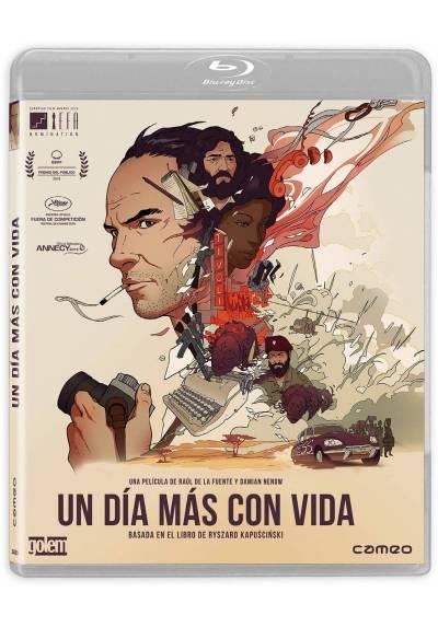 Un dia mas con vida (Blu-ray) (Another Day of Life)