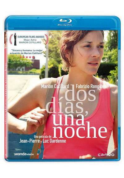 Dos dias, una noche (Blu-ray) (Deux jours, une nuit) (Two Days, One Night)