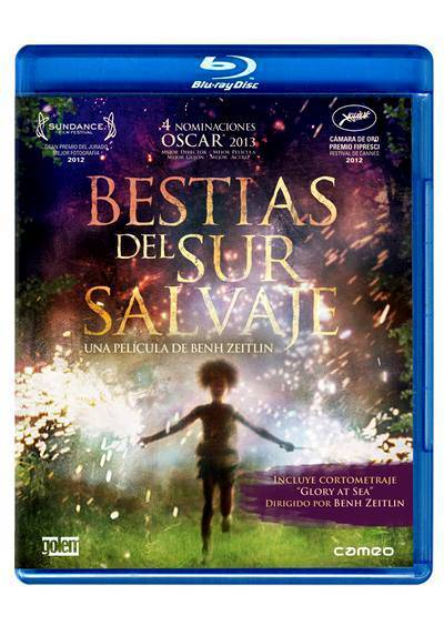 Bestias Del Sur Salvaje (Blu-ray) (Beasts Of The Southern Wild)