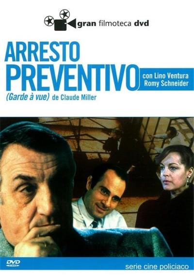 Arresto Preventivo (Garde à vue)