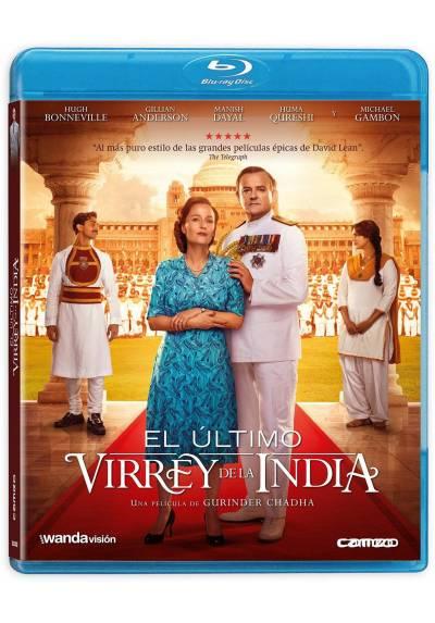 El ultimo virrey de la India (Blu-ray) (Viceroy's House)