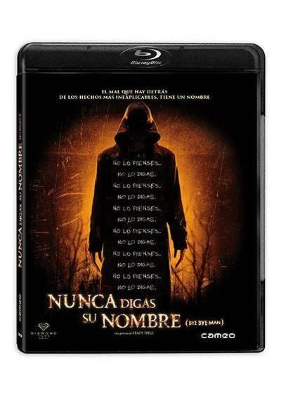 Nunca digas su nombre (Blu-ray) (The Bye Bye Man)