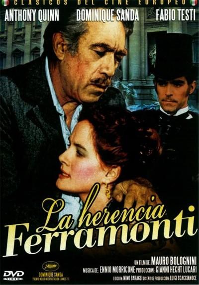 La Herencia de Ferramonti (L' Eredità Ferramonti)