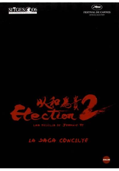Election 2 (Hak se wui yi wo wai kwai)