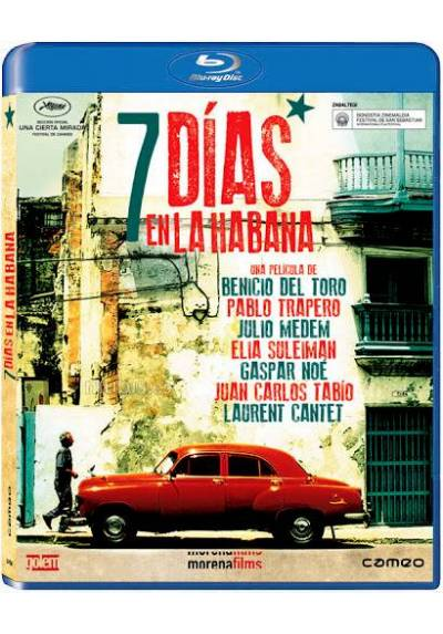 7 dias en La Habana (Blu-ray)