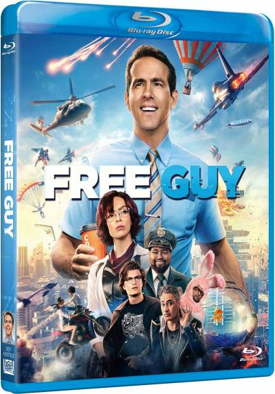 Free Guy (Blu-ray)