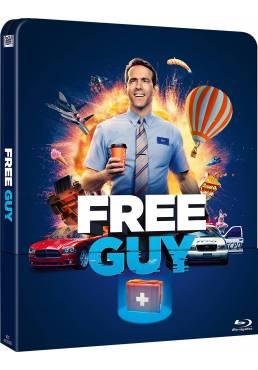 Free Guy - Steelbook (Blu-ray)