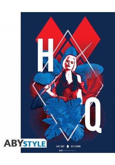 Poster La fabulosa Harley Quinn (POSTER 61 x 91,5)