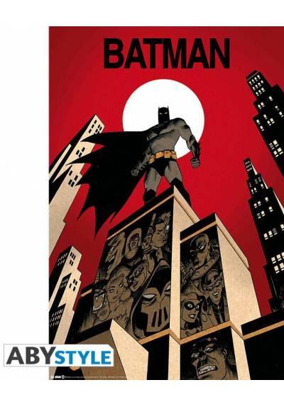 Poster Batman - DC Comics (POSTER 61 x 91,5)
