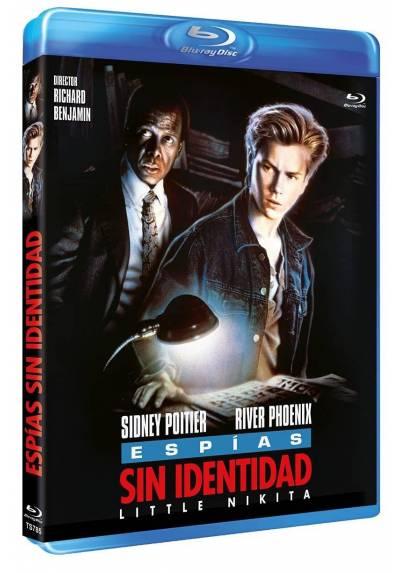 Espias sin identidad (Blu-ray) (Little Nikita)