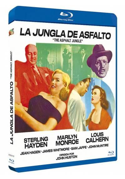 La jungla de asfalto (Blu-ray) (The Asphalt Jungle)
