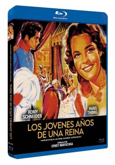 Los jovenes años de una reina (Blu-ray) (Mädchenjahre einer Königin)