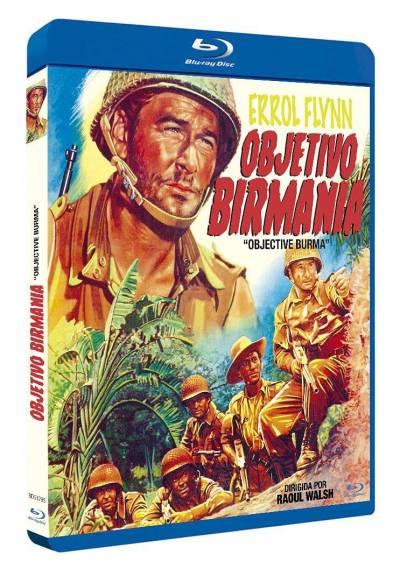 Objetivo Birmania (Blu-ray) (Objective Burma)