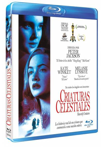 copy of Criaturas Celestiales (Blu-Ray)