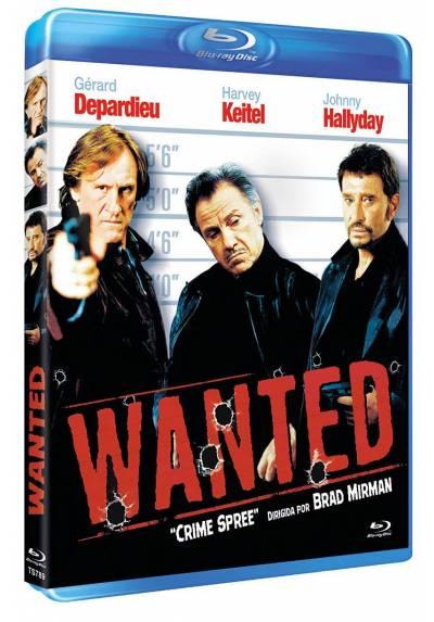 Wanted (Blu-ray) (Crime Spree)
