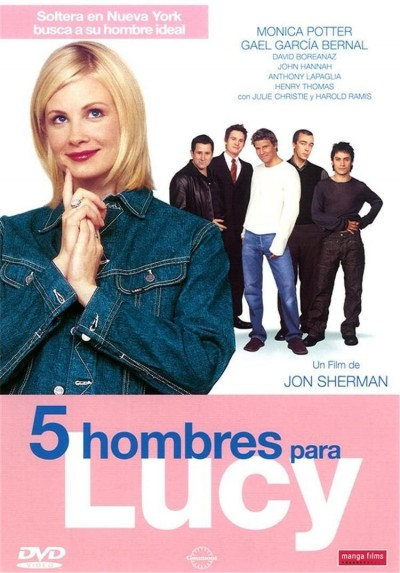 5 Hombres para Lucy (I'm with Lucy)
