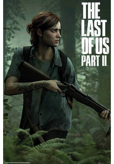 Ellie - The Last Of Us Part II (POSTER 61 x 91,5)
