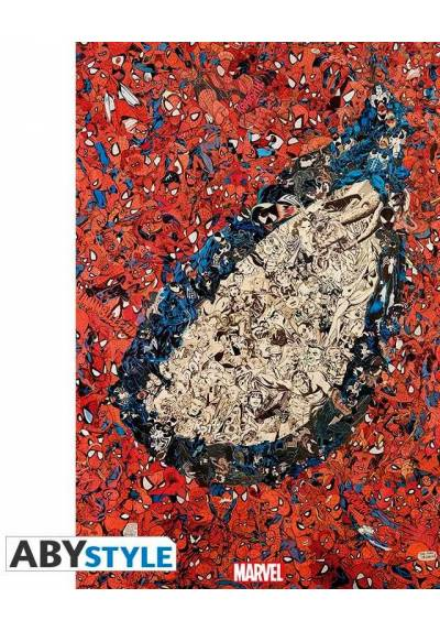 Spiderman Ojo - Marvel (POSTER 61 x 91,5)