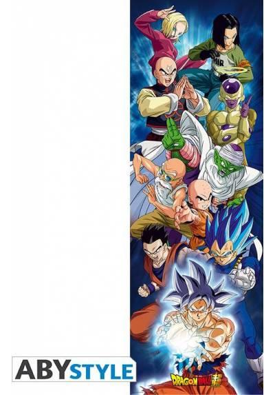 Dragon Ball Super - Personajes (POSTER 53 X 158)
