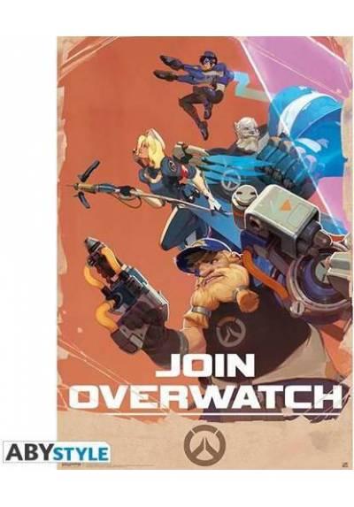 Overwatch (POSTER 61 x 91,5)