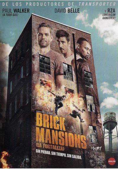 Brick Mansions (La fortaleza)