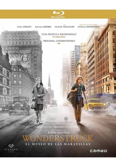 Wonderstruck. El museo de las maravillas (Blu-ray) (Wonderstruck)