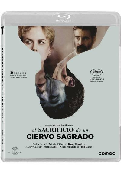 El sacrificio de un ciervo sagrado (Blu-ray) (The Killing of a Sacred Deer)