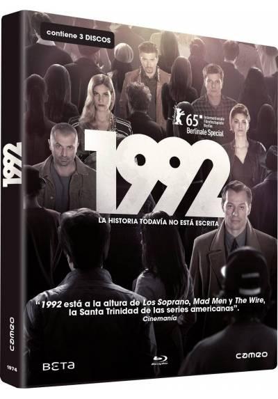 1992 - 1ª Temporada (Blu-ray)