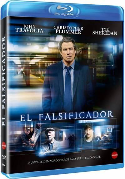 El falsificador (Blu-ray) (The Forger)