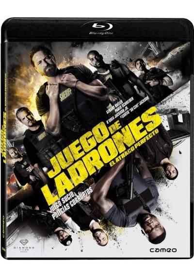 Juego de ladrones. El atraco perfecto (Blu-ray) (Den of Thieves)