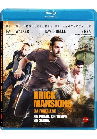 Brick Mansions (Blu-ray) (La fortaleza)