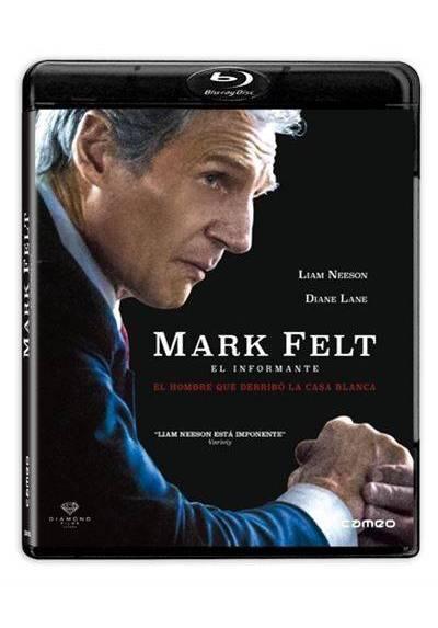 Mark Felt. El Informante (Blu-ray) (Mark Felt - The Man Who Brought Down The White House)